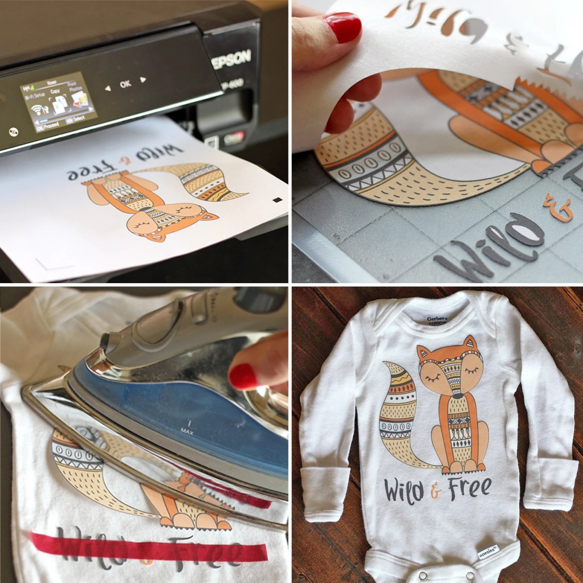 Printable Heat Transfer Vinyl 101